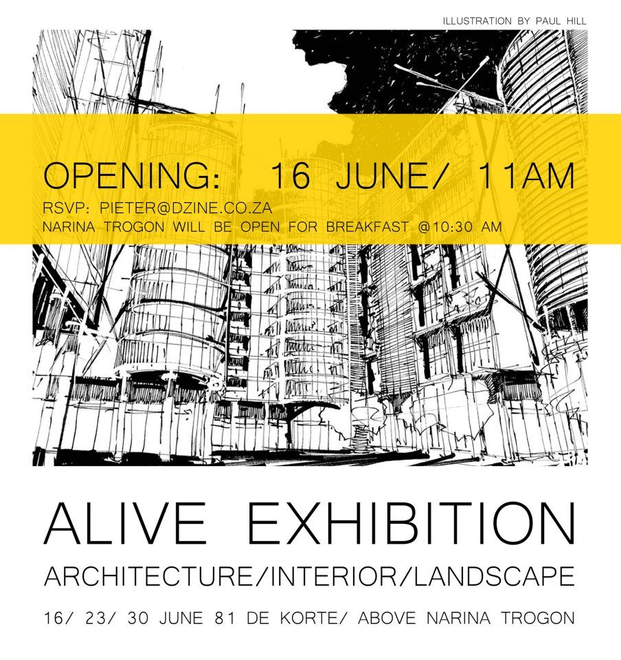 Alive architecture exhibition opening invitation safintra roofing alive architecture exhibition opening invitation safintra stopboris Image collections