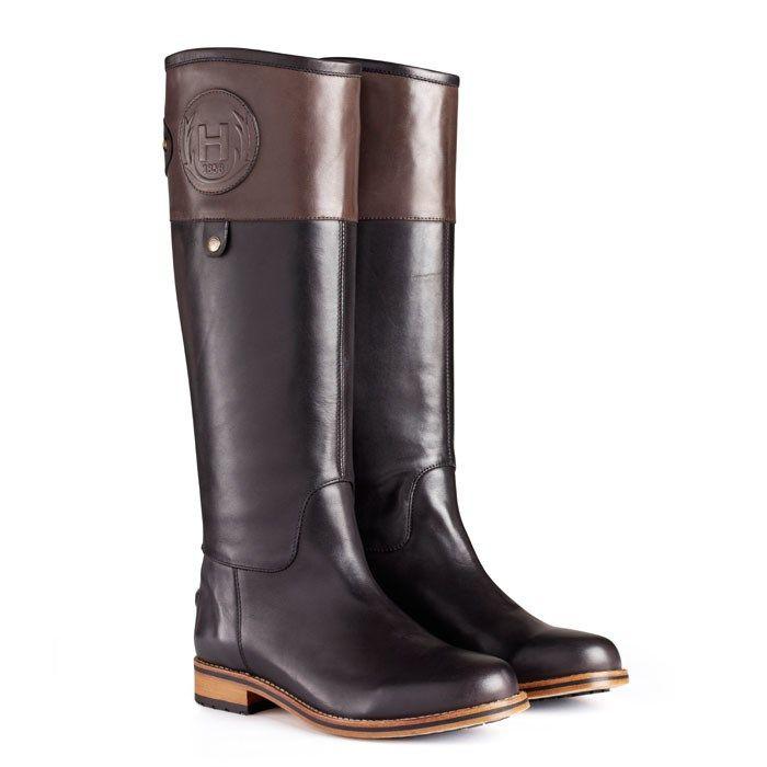 96d967e6646 Women's Leather Boots | Sandhurst Wellesley | Hunter Boot | My Style ...