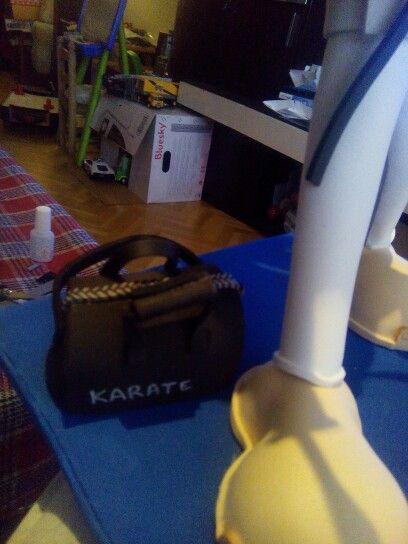Fofucha karateca