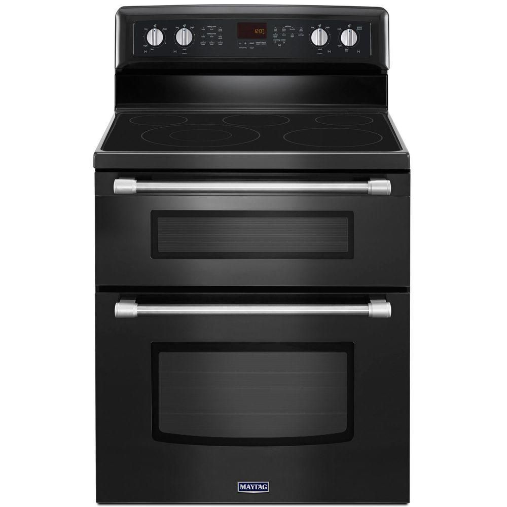 Maytag Gemini 6 7 Cu Ft Double Oven