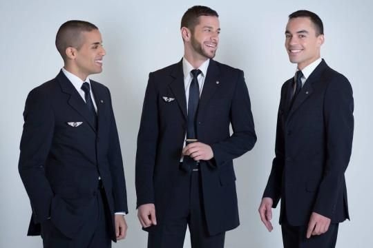 The World S Chicest Flight Attendant Uniforms Airlines Flight