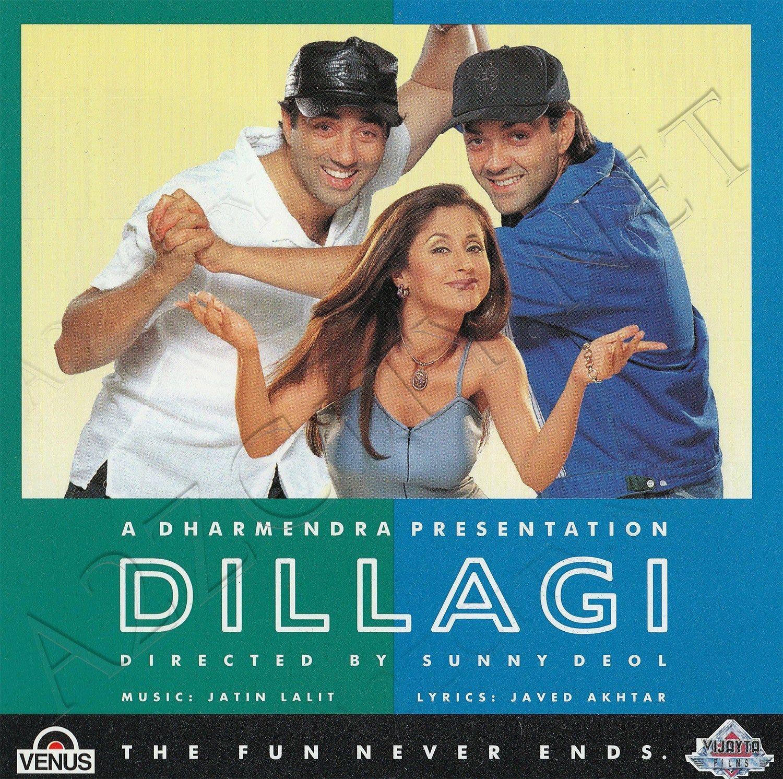 Dillagi 1999 Flac Movie Room Jatin Lalit Songs