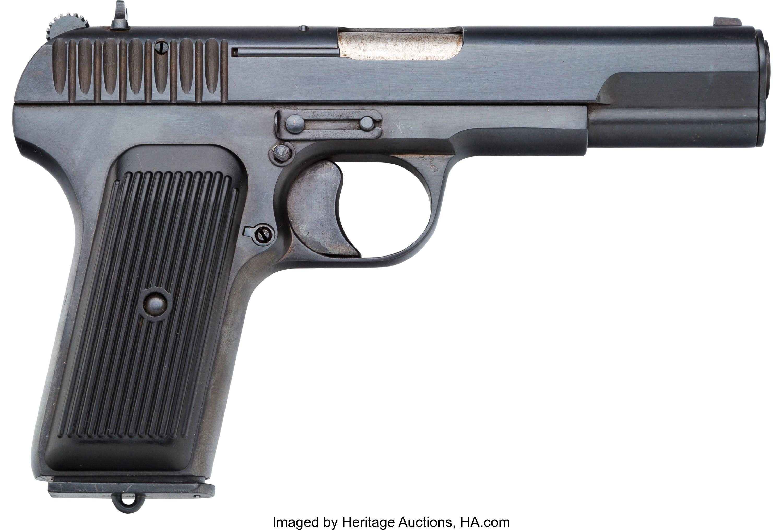 Polish Tokarev Model TT-33 Semi-Automatic Pistol. Serial ...