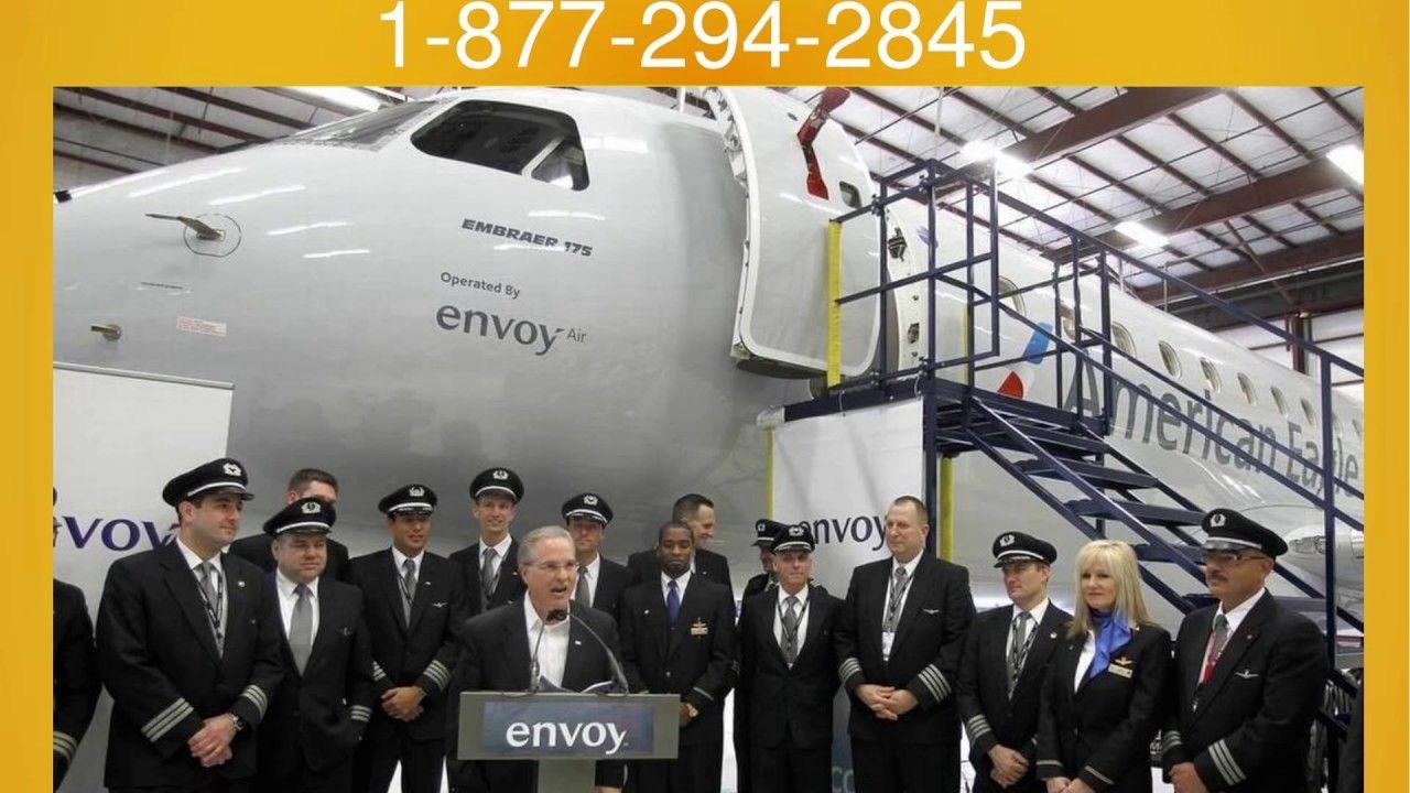 Envoy Airlines Reservation Number [18772942845