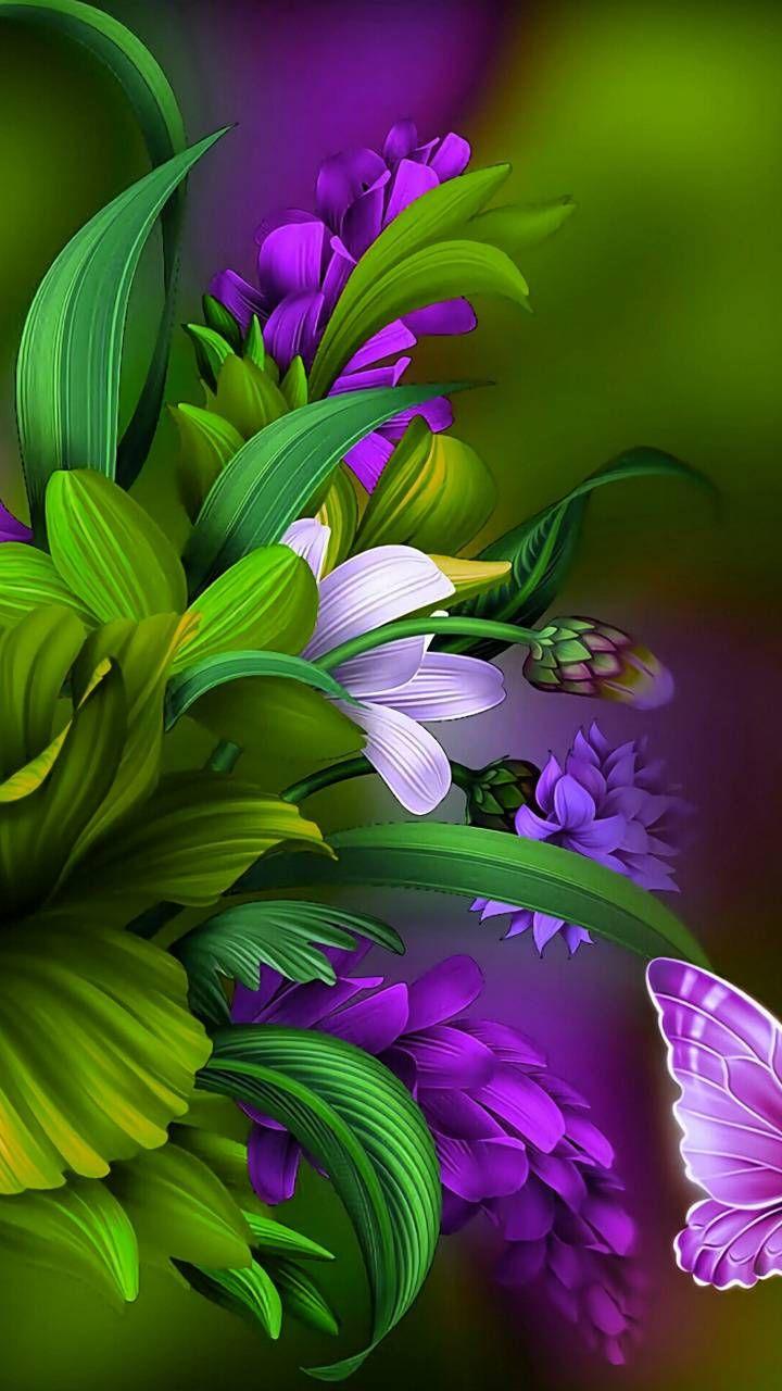Flowers wallpaper by georgekev - 2a - Free on ZEDGE™