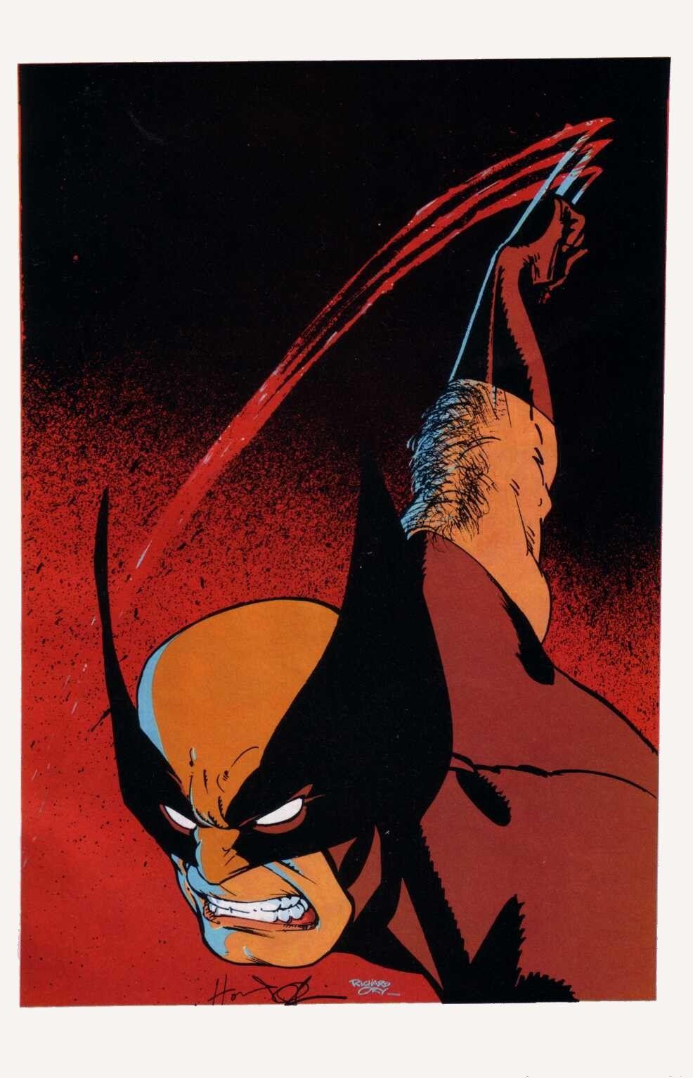 Wolverine by Howard Chaykin