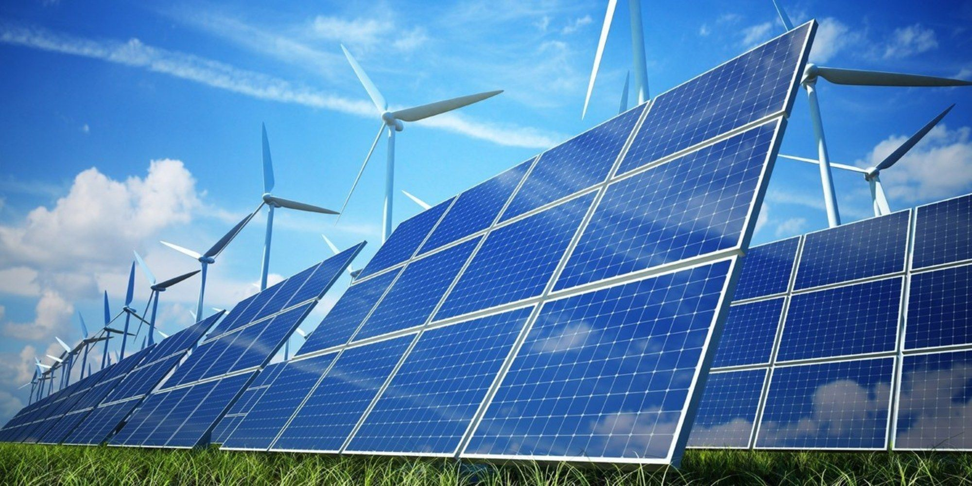 A Massive Renewable Energy Push Is Needed To Avoid Catastrophic Climate Change Solar Energy Solutions Best Solar Panels Renewable Sources Of Energy
