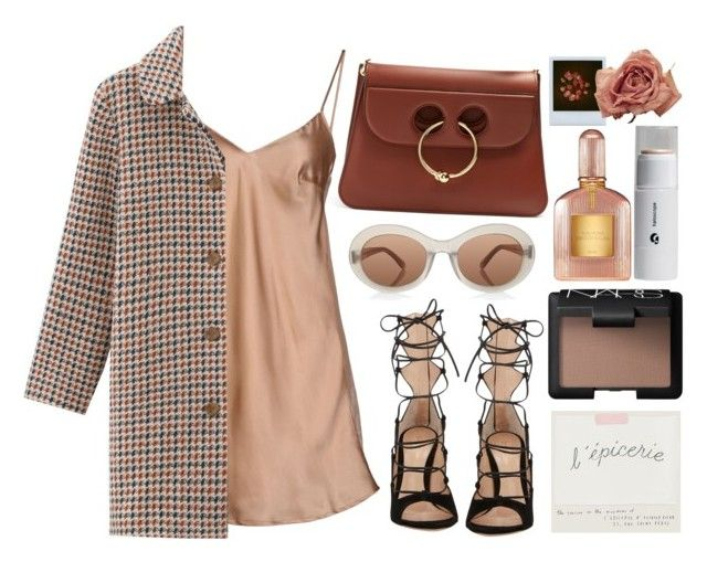 """""""SONG OF ROSES"""" by mariimontero ❤ liked on Polyvore featuring Cesare Paciotti, Gianvito Rossi, Tom Ford, NARS Cosmetics and J.W. Anderson"""