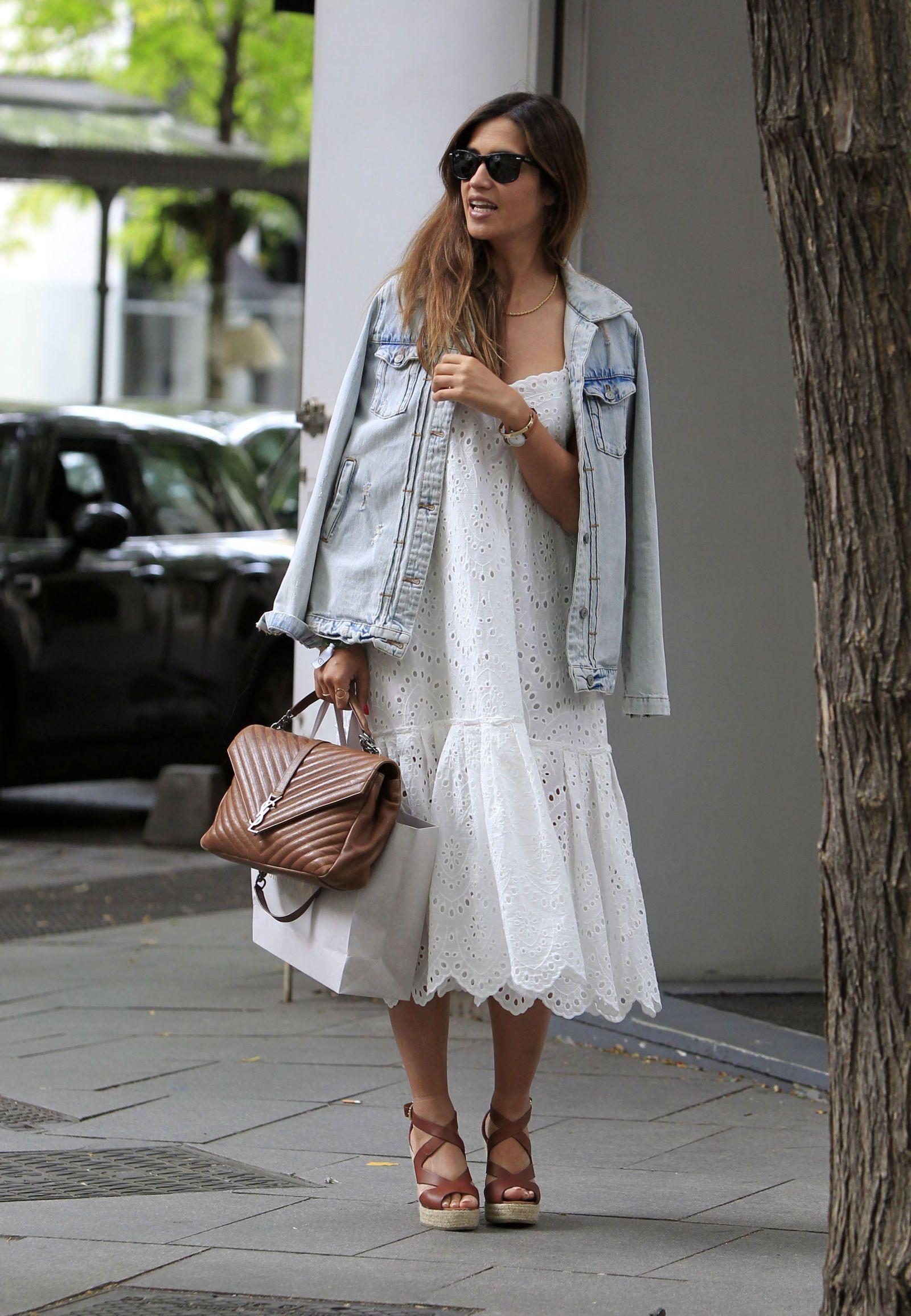 a2c17be2a Sara elige de nuevo Zara   Carbonero S.   Vestidos zara, Vestidos y Zara