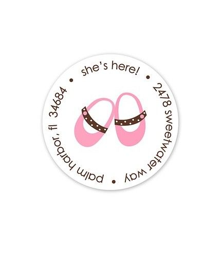 Little Jill Address Labels - Stacy Claire Boyd (