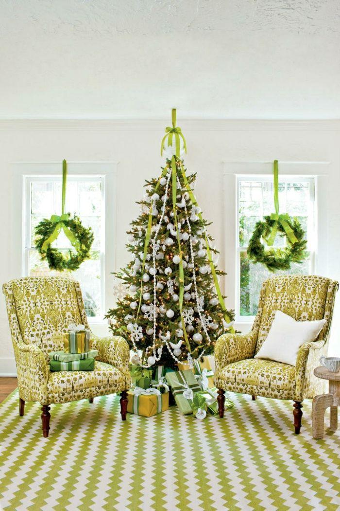 1001 + ideas de árboles de navidad originales 2018