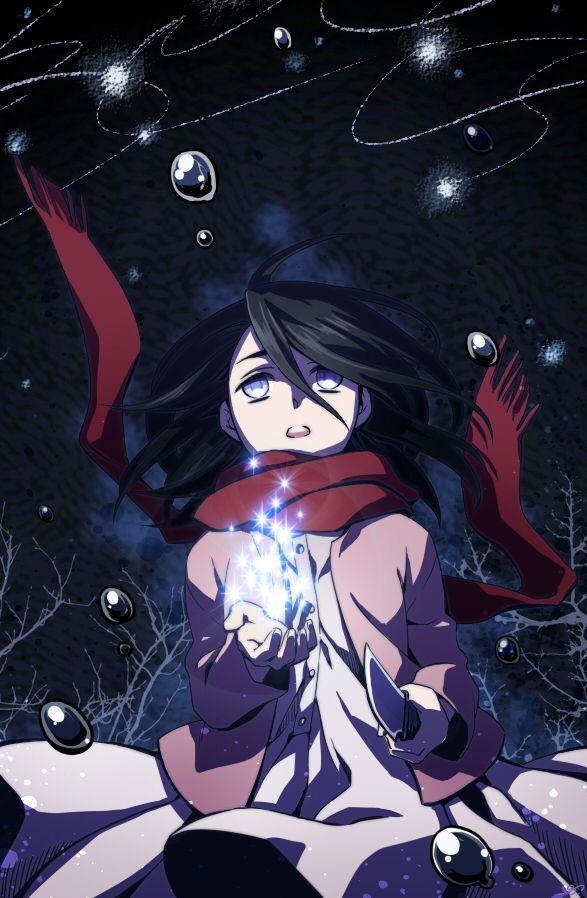 Mikasa Ackerman 1476426 Attack On Titan Anime Chibi Anime