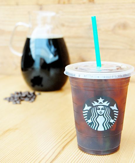 Starbucks Cold Brew Coffee Launches Nationwide | Starbucks has a been announcement about its cold brew coffee. #refinery29 http://www.refinery29.com/2015/07/90263/starbucks-cold-brew-coffee-national-launch