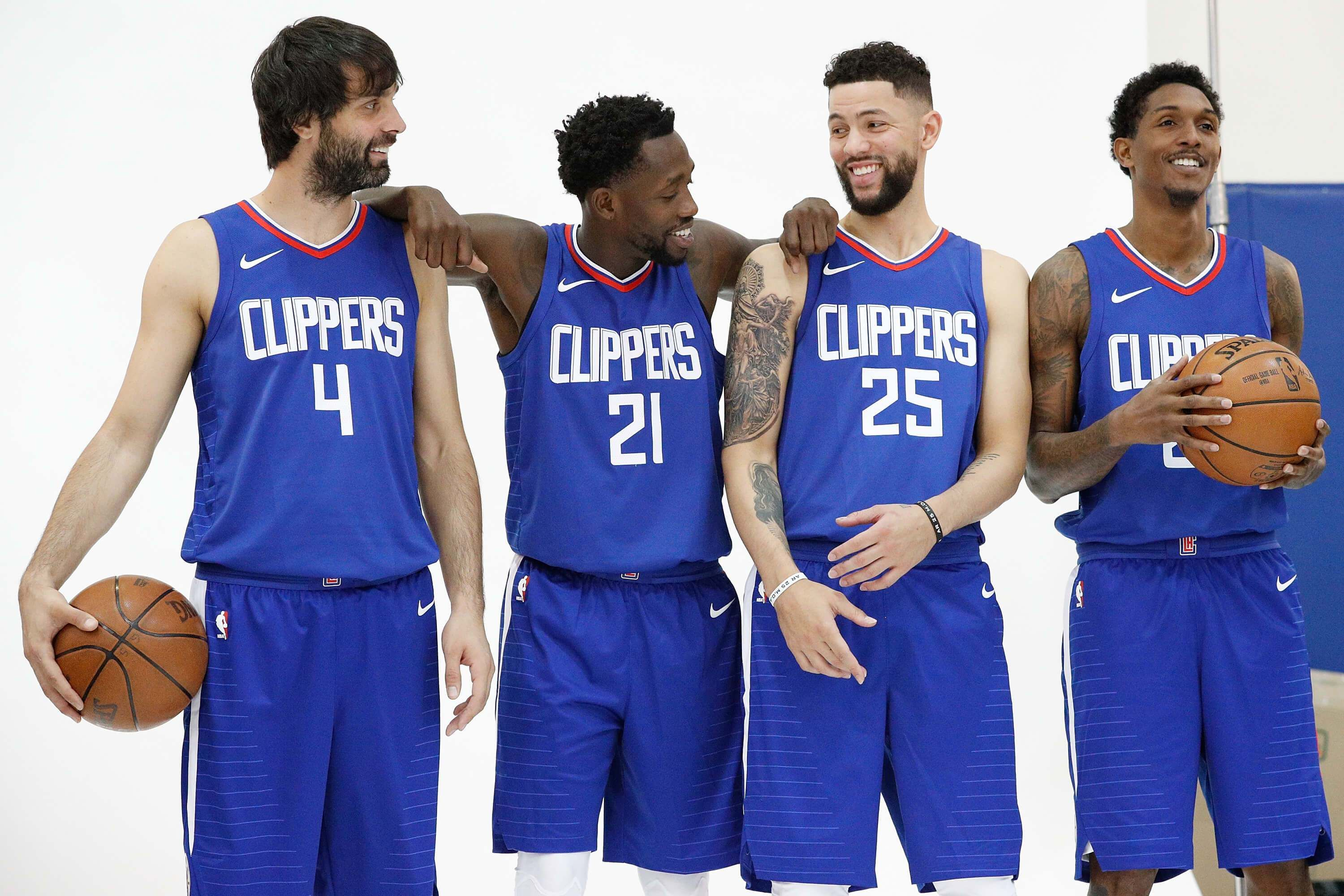 Warriors At Clippers We Are The Lob City Now Sports Los Angeles Clippers Los Angeles Clippers Depth Chart Los An Nba News Blake Griffin New Orleans Pelicans