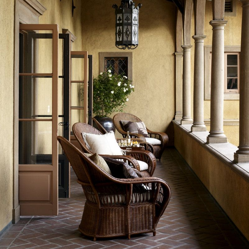 Patio Furniture For Living Room: Image Detail For -Ralph Lauren Living Room Conservatory