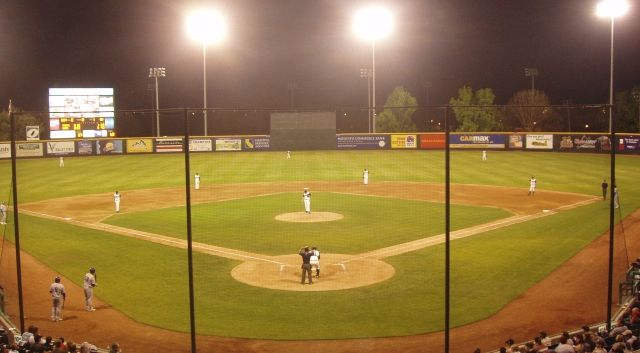John Thurman Field Modesto Nuts John Thurman Field Modesto Colorado Rockies Minor League Baseball