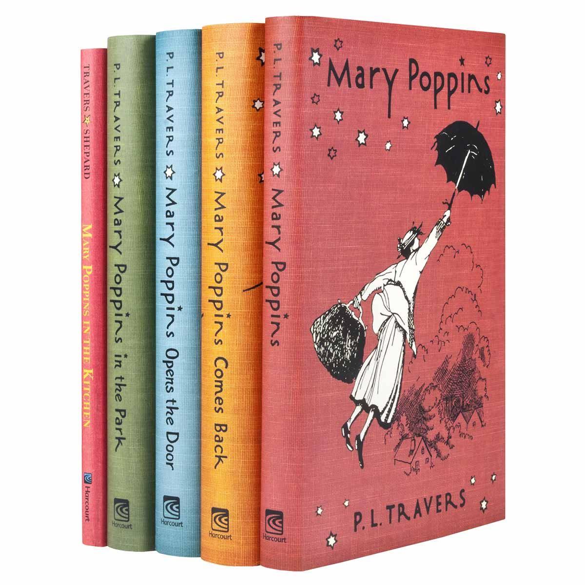 Mary Poppins Set Juniper Books Mary Poppins Mary Poppins Book Poppins