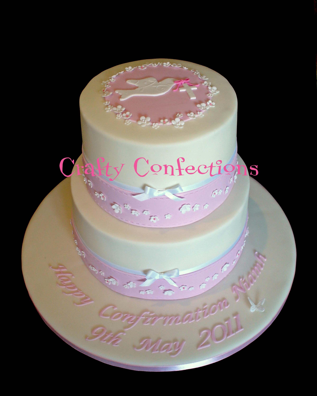 Confirmation Cakes Ideas