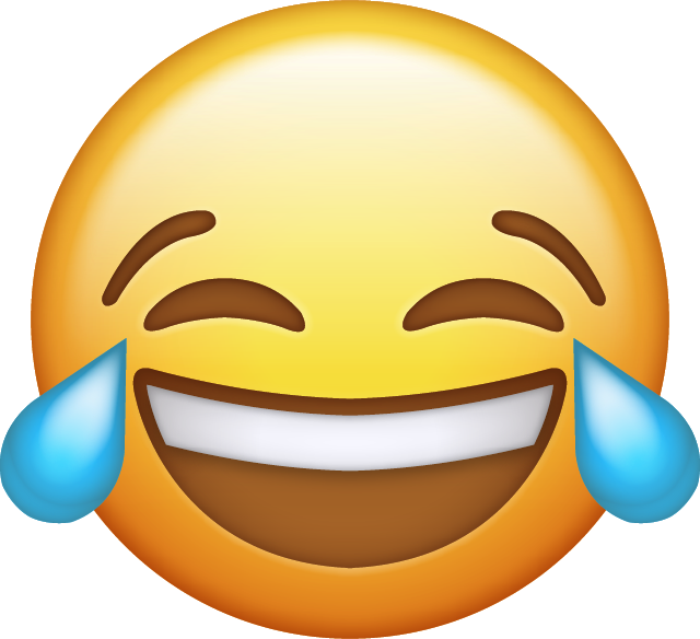 Tears Emoji Icon 2 Png 640 584 Gulen Yuzlu Semboller Cikartma Emoji