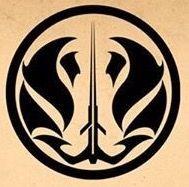 Jedi Knight Symbol Tattoo Grey Jedi symbo...