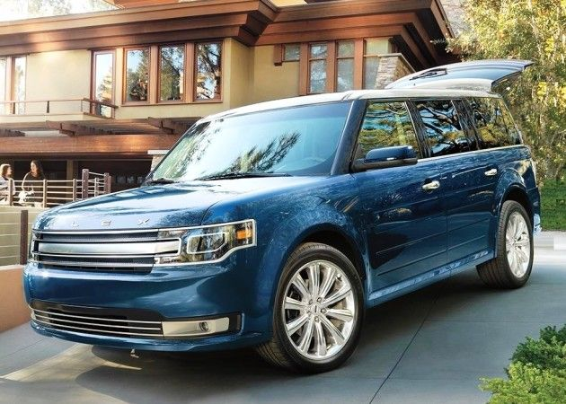 2016 Ford Flex Redesign Changes Price Release Date Specs Ford