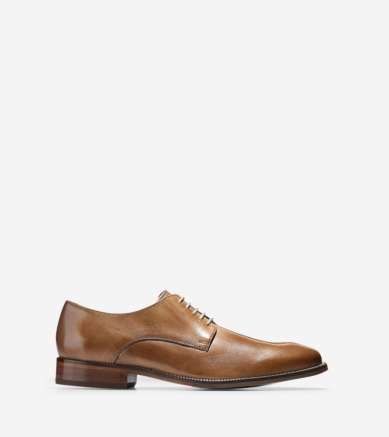 Williams Plain Toe Oxford