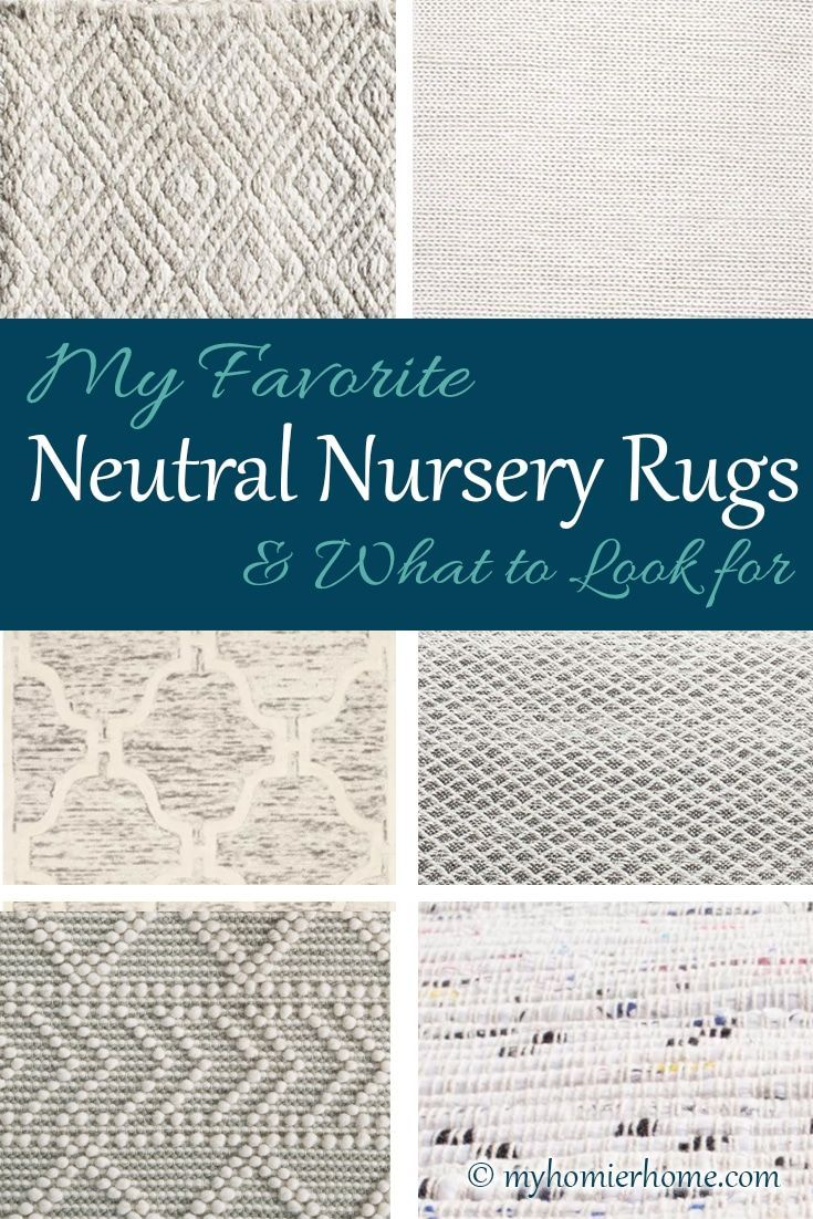 Neutral Nursery Rugs
