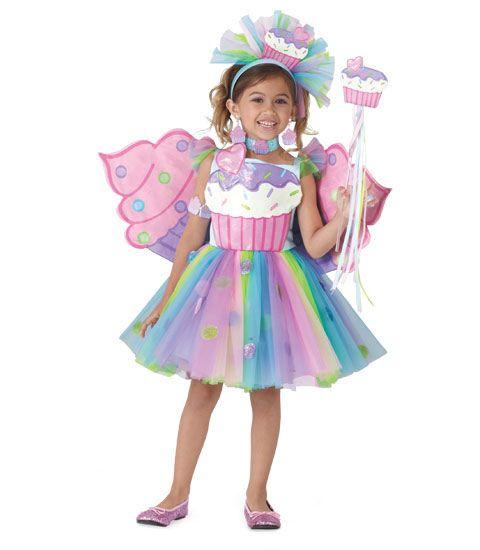 cupcake fairy costume - Halloween Costume Cupcake