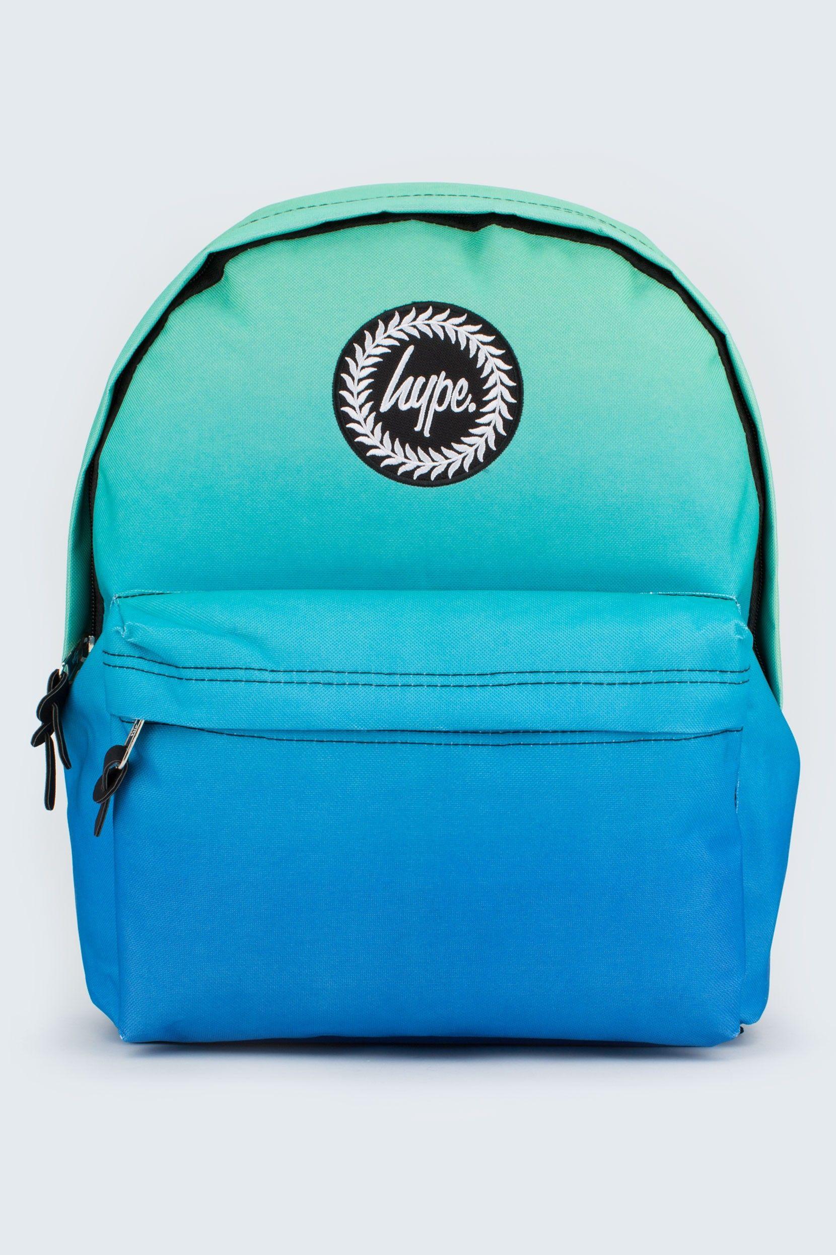 7e3e1ef410cf Hype Primary Splat Speckle Backpack Rucksack Bag Black- Fenix ...