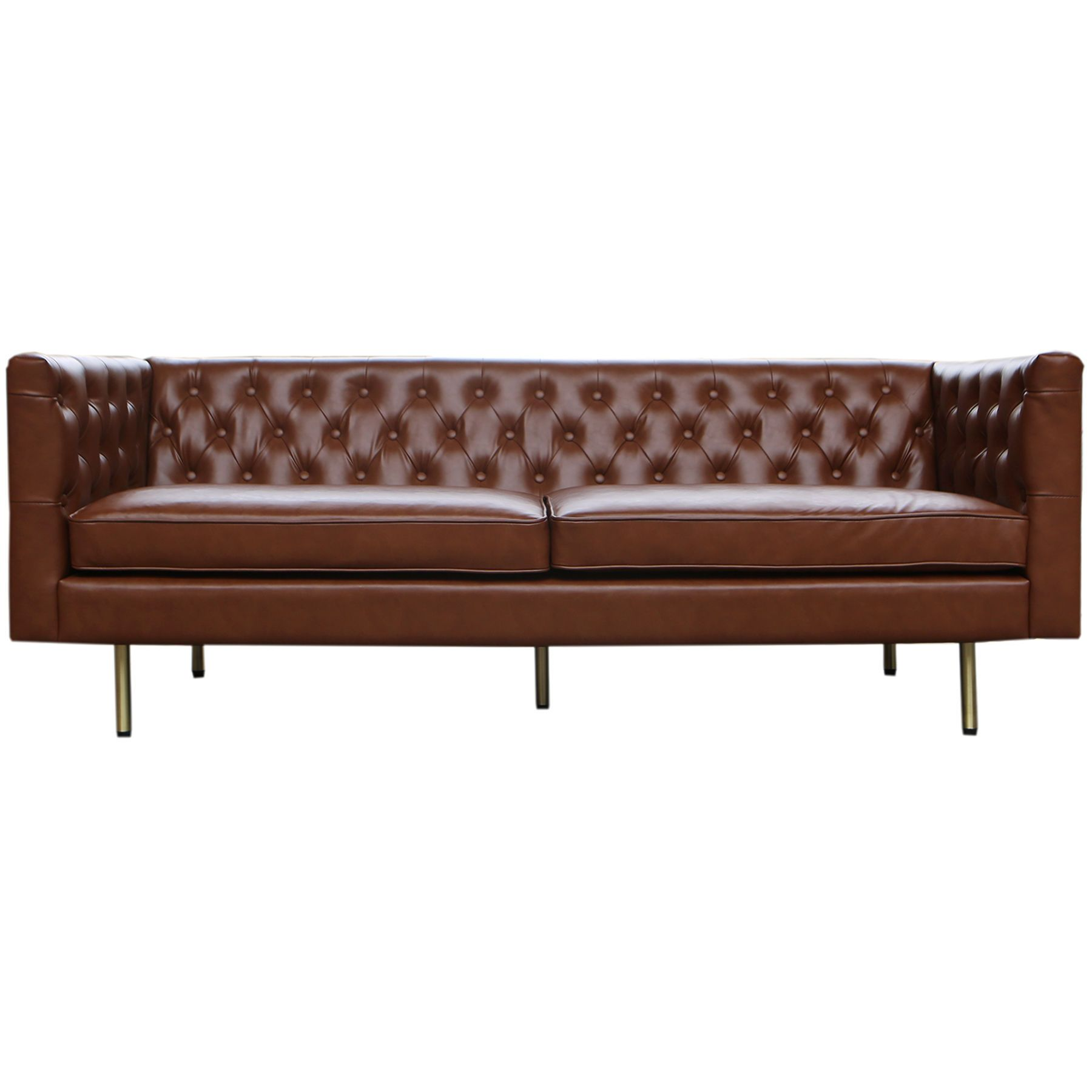 Hailey Tufted Sofa Affordable Sofas Living Styles At Home