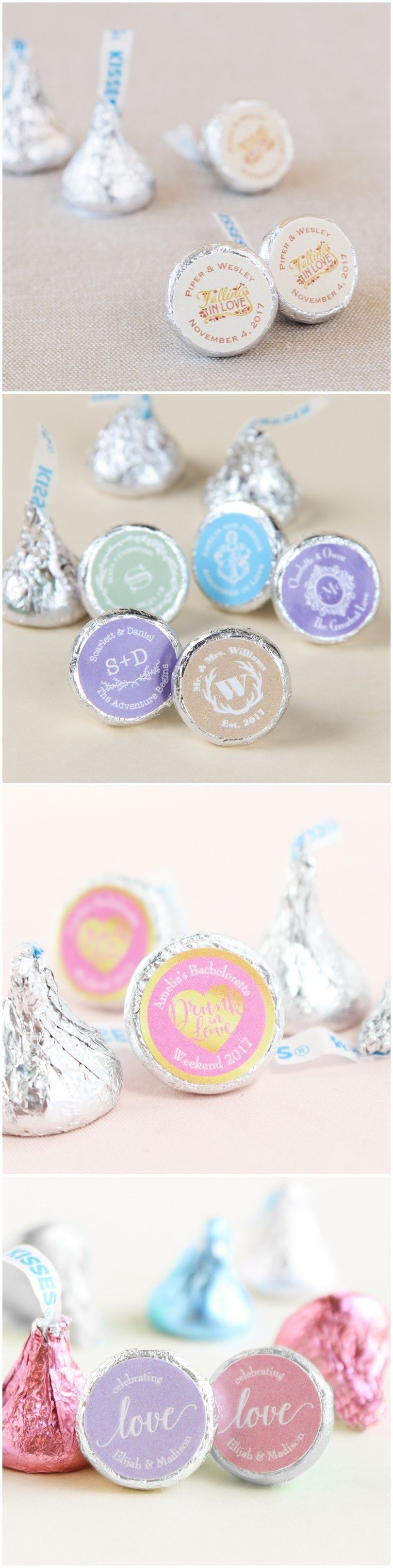 20 Unique and Cheap Wedding Favor Ideas Under $2 | Favors, Cheap ...