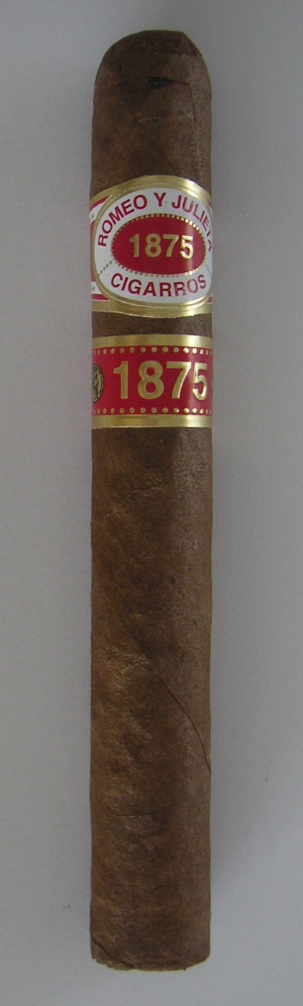 1875 Romeo y Julieta Cigar