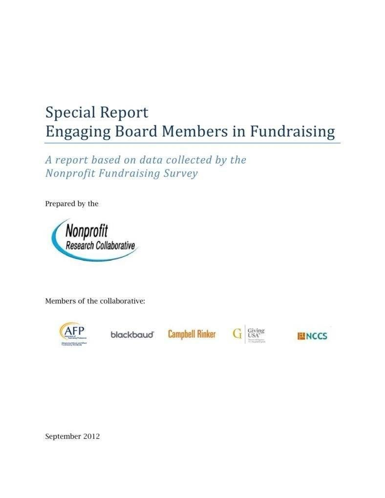 9 Fundraising Report Templates Pdf Word Free Premium With Regard To Fundraising Report Template Word Free Report Template Professional Templates