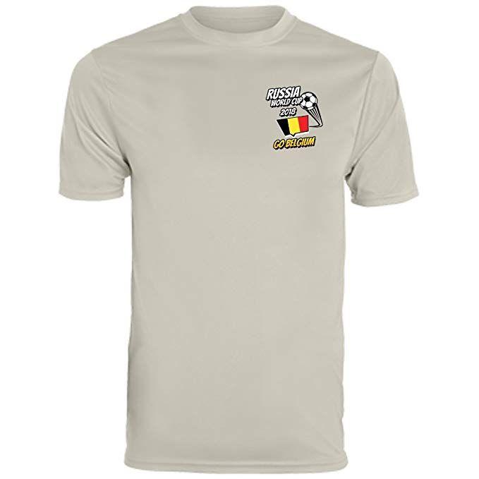 Tees Belgium 2018 Men 2life Fifa For Soccer Graphic Cup 18 World cTlF1KJ