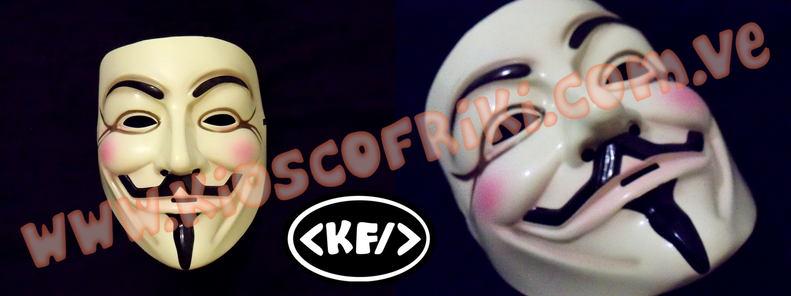 V  de Vendetta (Anonymous)