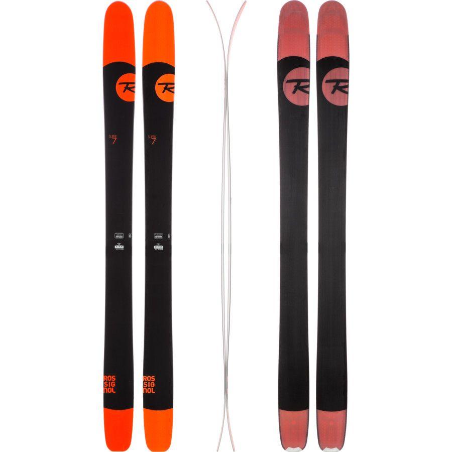 Rossignol Super 7 Ski Alpine Skiing Freeride Ski Skiing