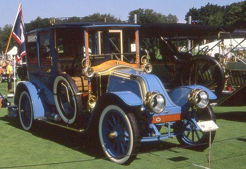 1911 Renault Brewster town car