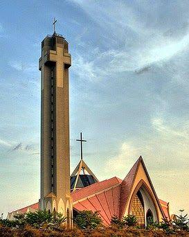 National Church of Nigeria en Abuja