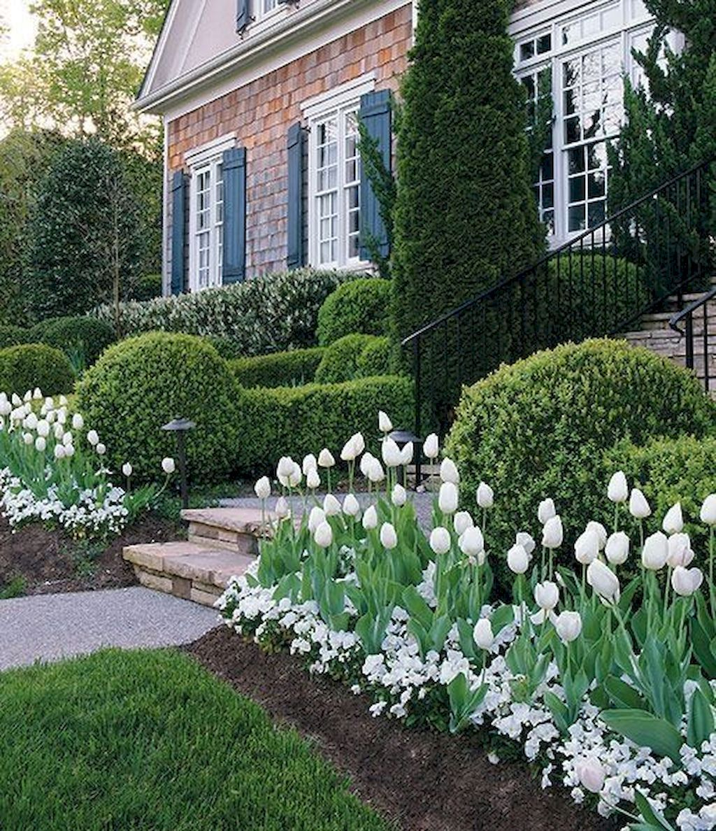 50 stunning spring garden ideas for front yard and