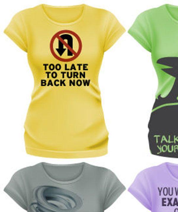 Mom-slogan t-shirts! (Limited editions!)