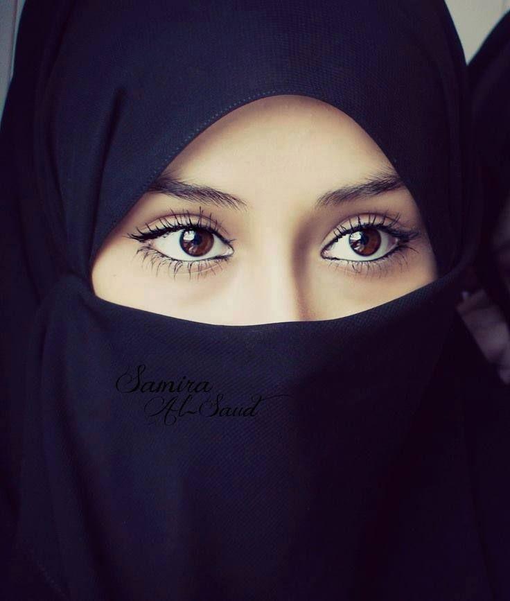 Pin By Ksenia Madridista On Arab Beauty 3 Niqab Eyes Beautiful