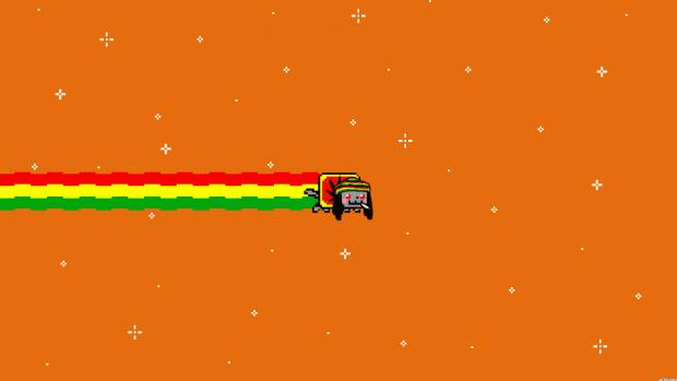Nyan Cat Wallpaper Download