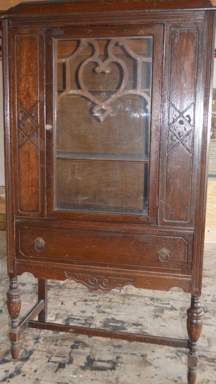 Antique Oak China Etsy Antique china