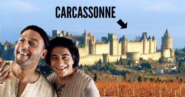 Top 10 des plus belles villes médiévales françaises Game of Thrones en vrai