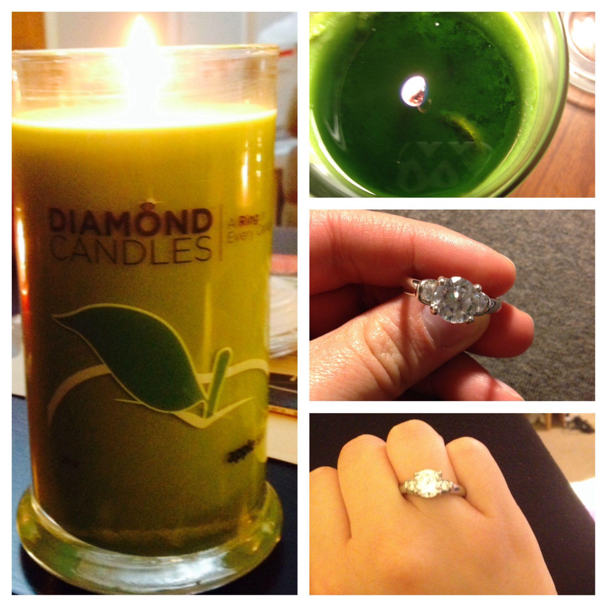 Diamondcandles com reveal