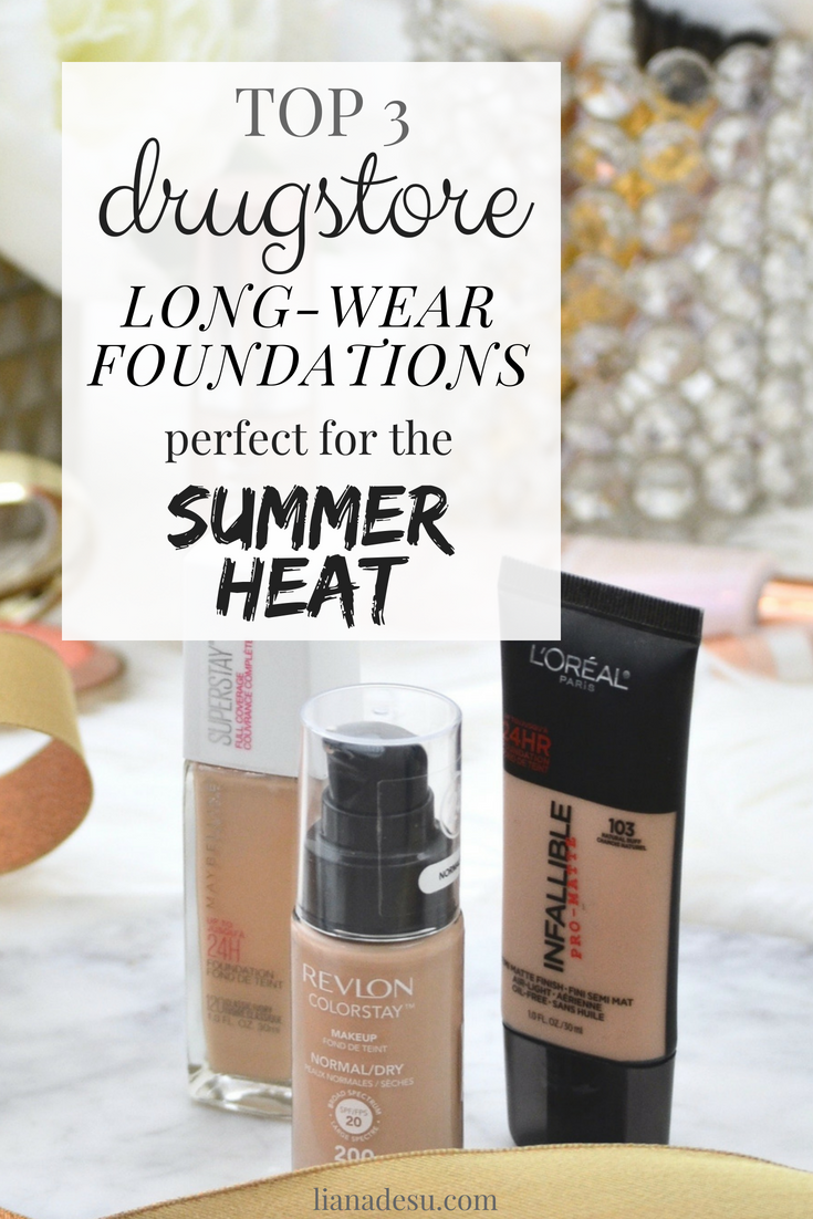 How to: Sweat-Proof and Long-Lasting Foundation for