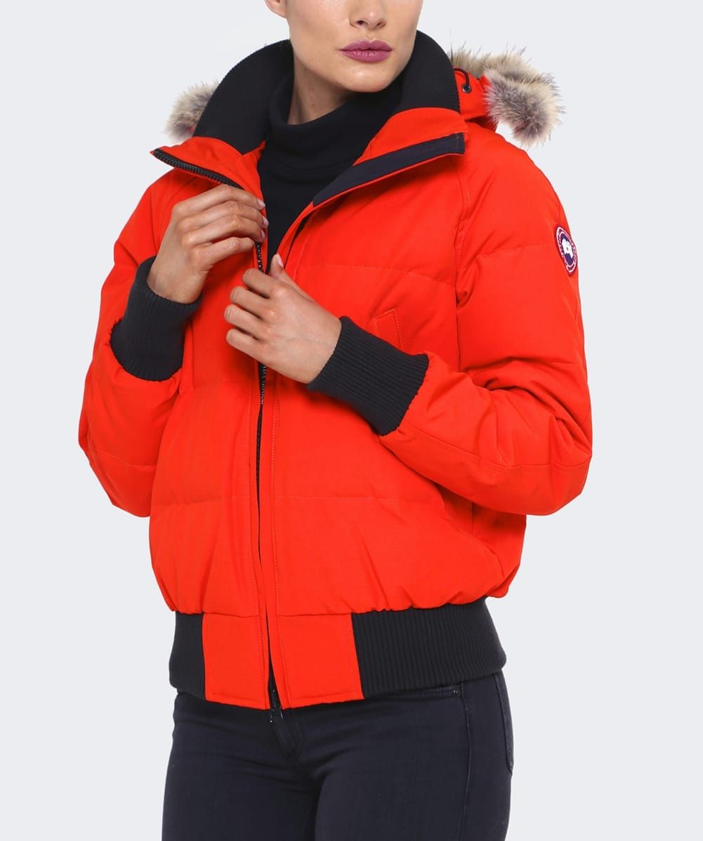 canada goose too warm for skiing