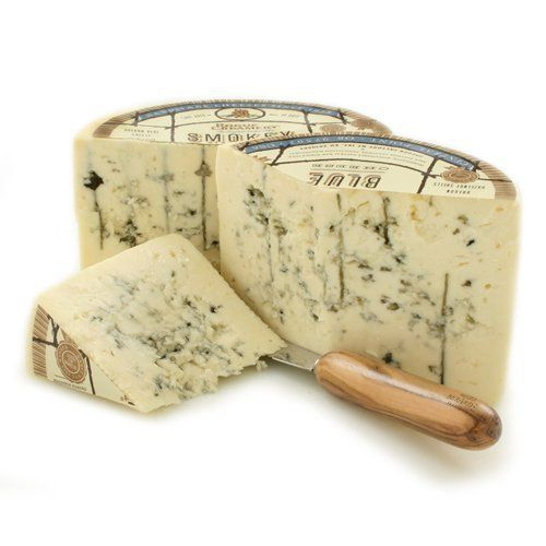 Smokey Blue by Rogue Creamery (7.5 ounce) by igourmet - http://mygourmetgifts.com/smokey-blue-by-rogue-creamery-7-5-ounce-by-igourmet/