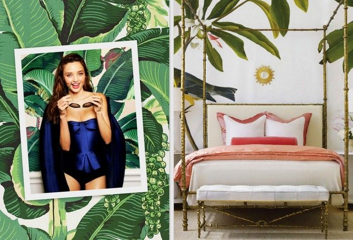 Moodboard Modern Tropical Interior Design