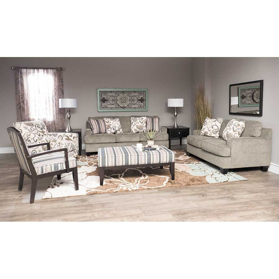 yvette steel sofa cc 779s ashley 7790038 american furniture